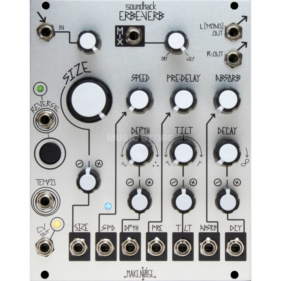 Make Noise Erbe-Verb Product Image
