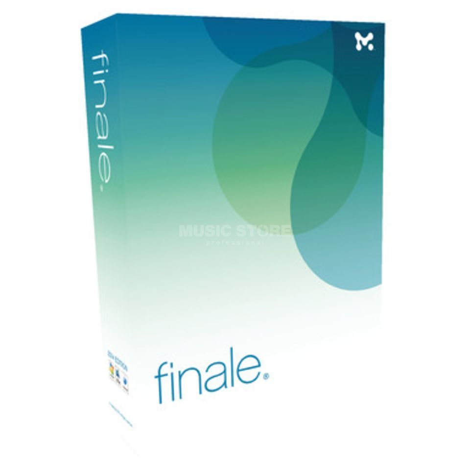 makemusic! Finale DEU Schulversion Notation Programm Produktbild