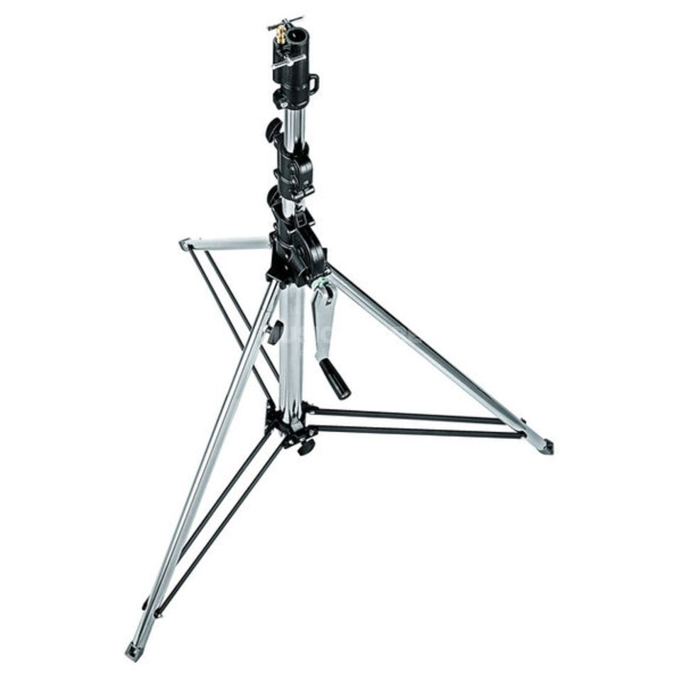 Manfrotto 087NWSH Wind up kurz 135-276cm, 30 kg Belastbarkeit Produktbild