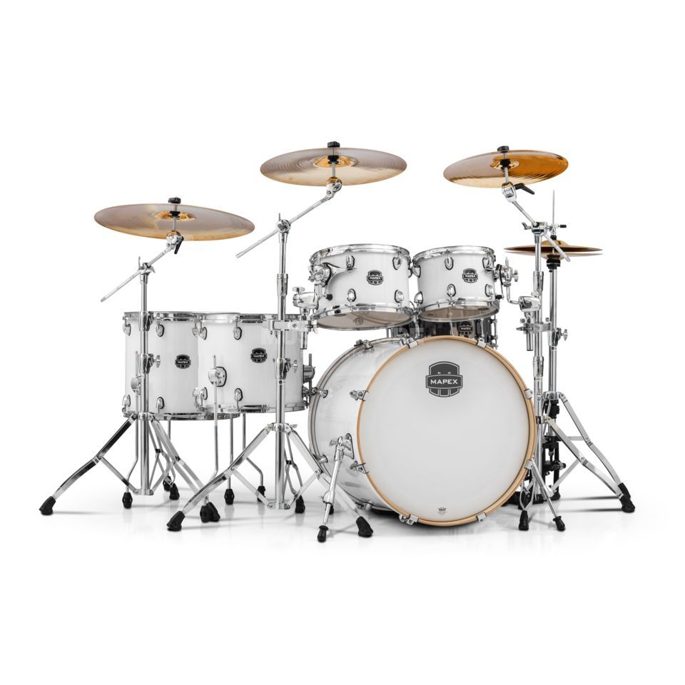 Mapex Armory ShellSet AR628FC, Arctic White #OW Produktbillede