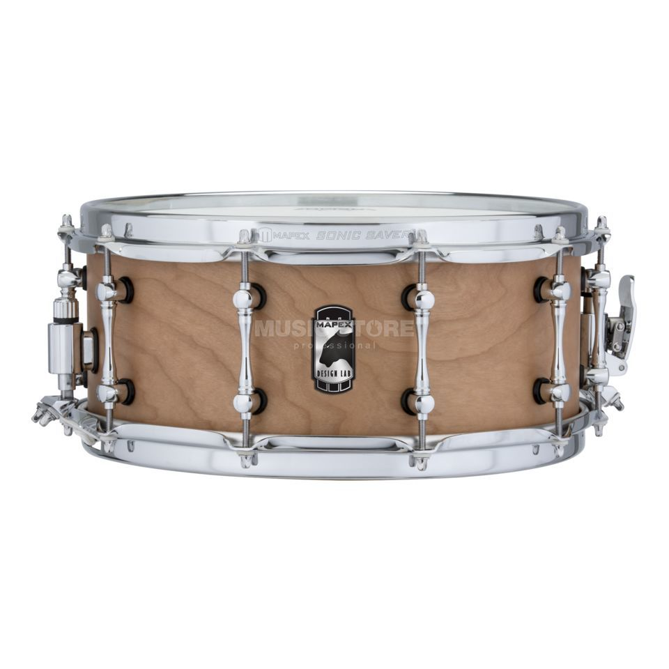 "Mapex Black Panther Design Lab Snare 13""x5,5"" Cherry Bomb Product Image"