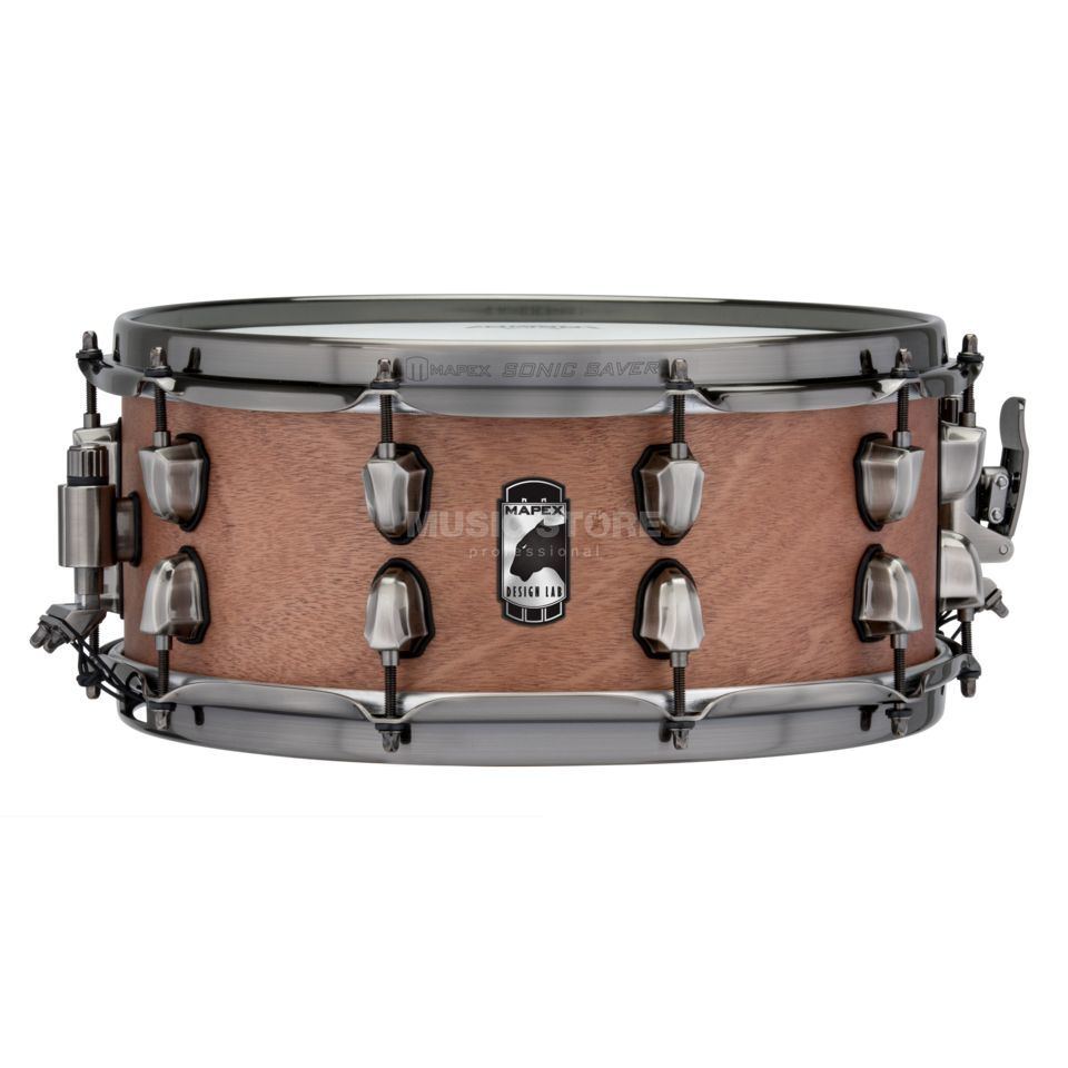 "Mapex Black Panther Design Lab Snare Drum 14""x6"" Heartbreaker Product Image"