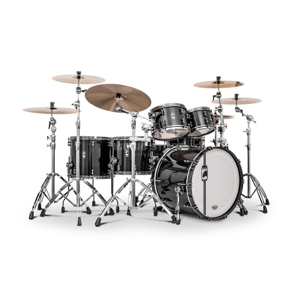 Mapex Black Panther ShellSet NW628XF Trans. Black #TB, Black Widow Product Image