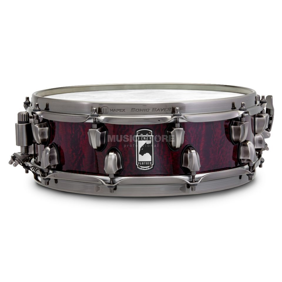 "Mapex Black Panther Snare 14""x4.6"", ""Versatus"" Product Image"