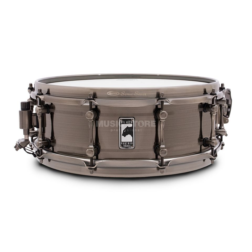 "Mapex Black Panther Snare 14""x5"", ""The Panther"" Produktbild"