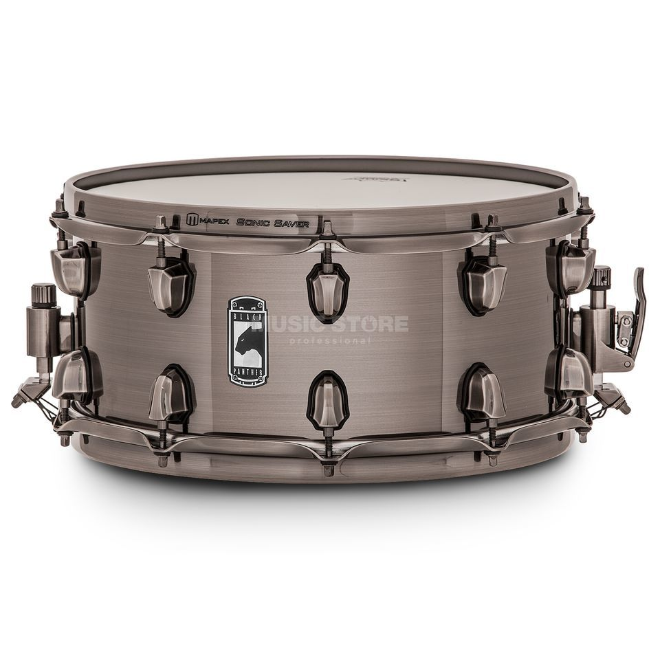 "Mapex Black Panther Snare 14""x6,5"", ""The Machete"" Immagine prodotto"