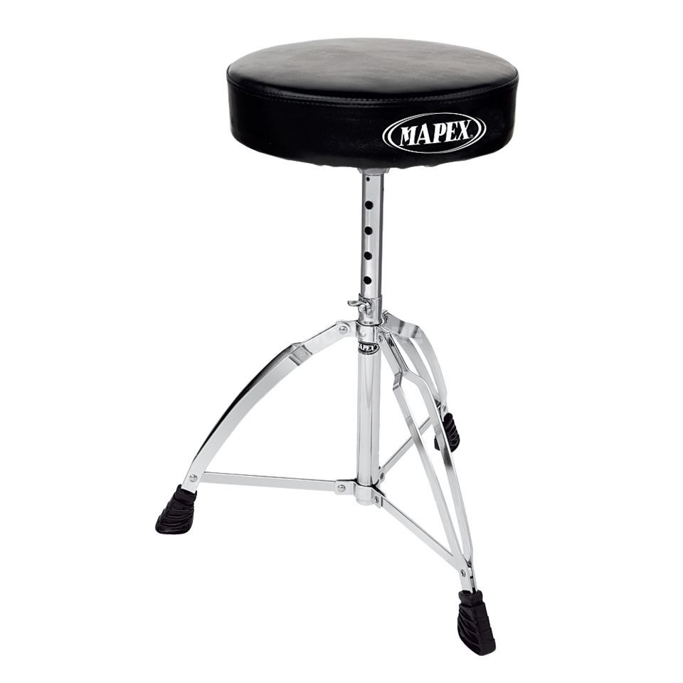Mapex Drum Throne MXT270A, round seat Product Image