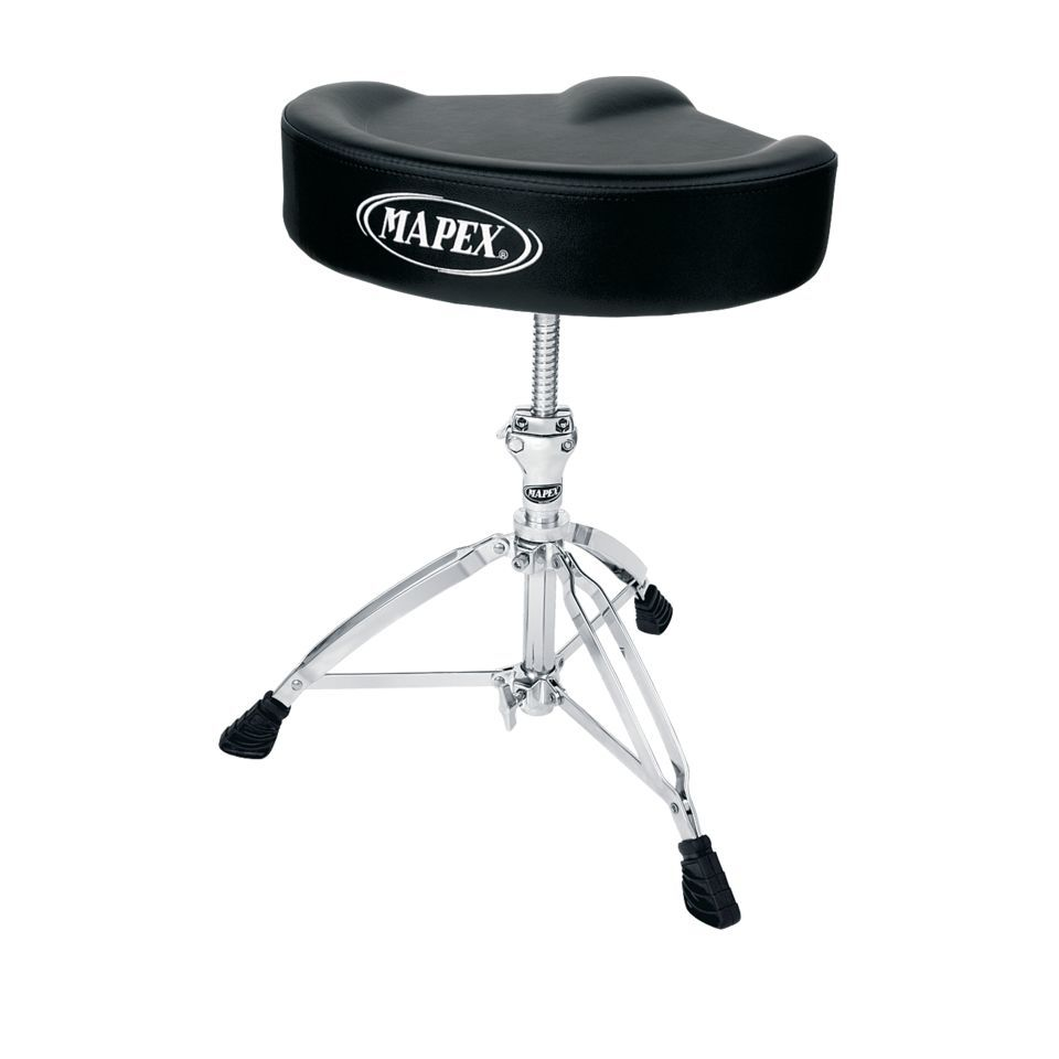 Mapex Drum Throne MXT755A, saddle Product Image
