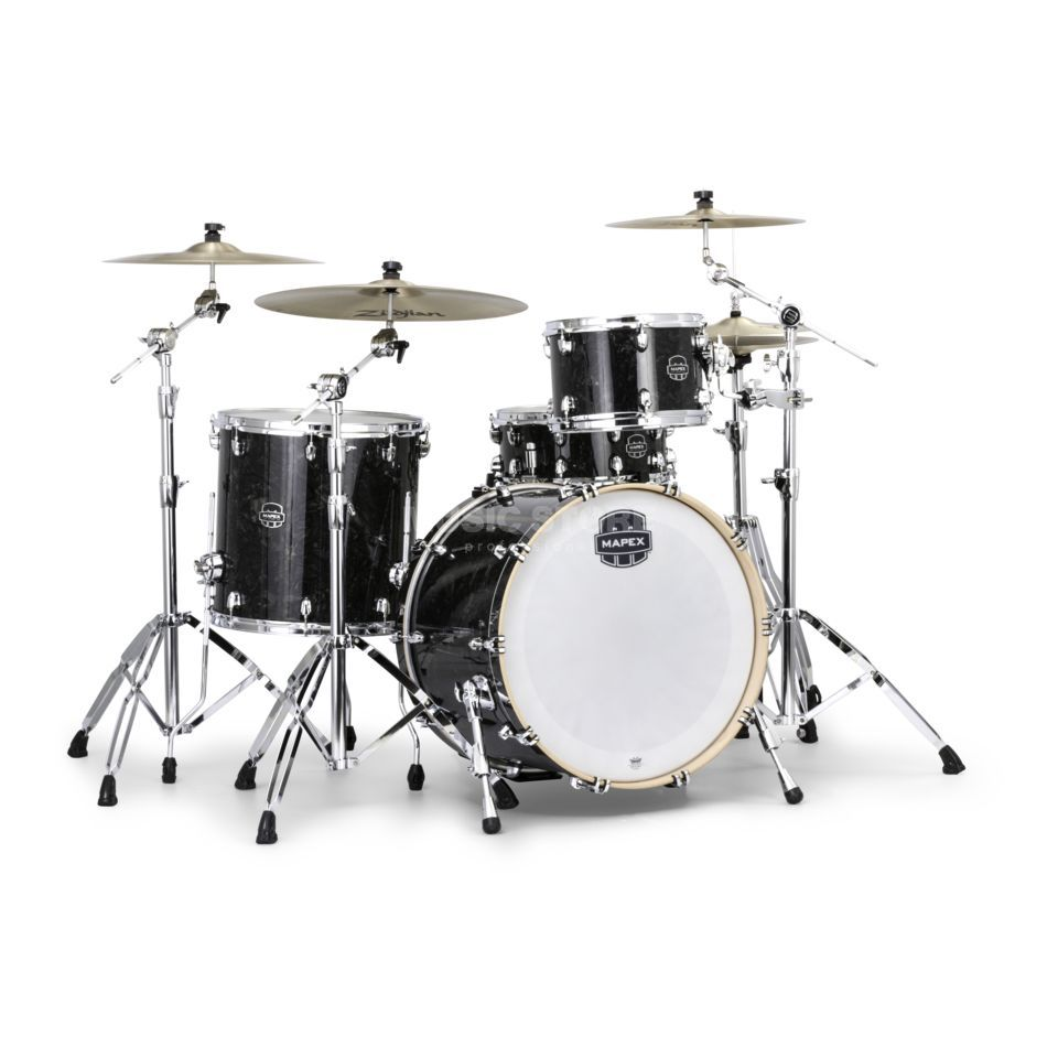 Mapex Saturn V Tour-Edition SVTE426XVN Black Pearl Product Image