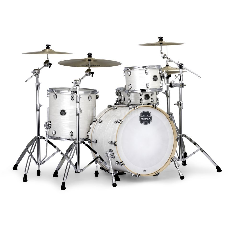 Mapex Saturn V Tour-Edition SVTE426XVW White Marine Product Image