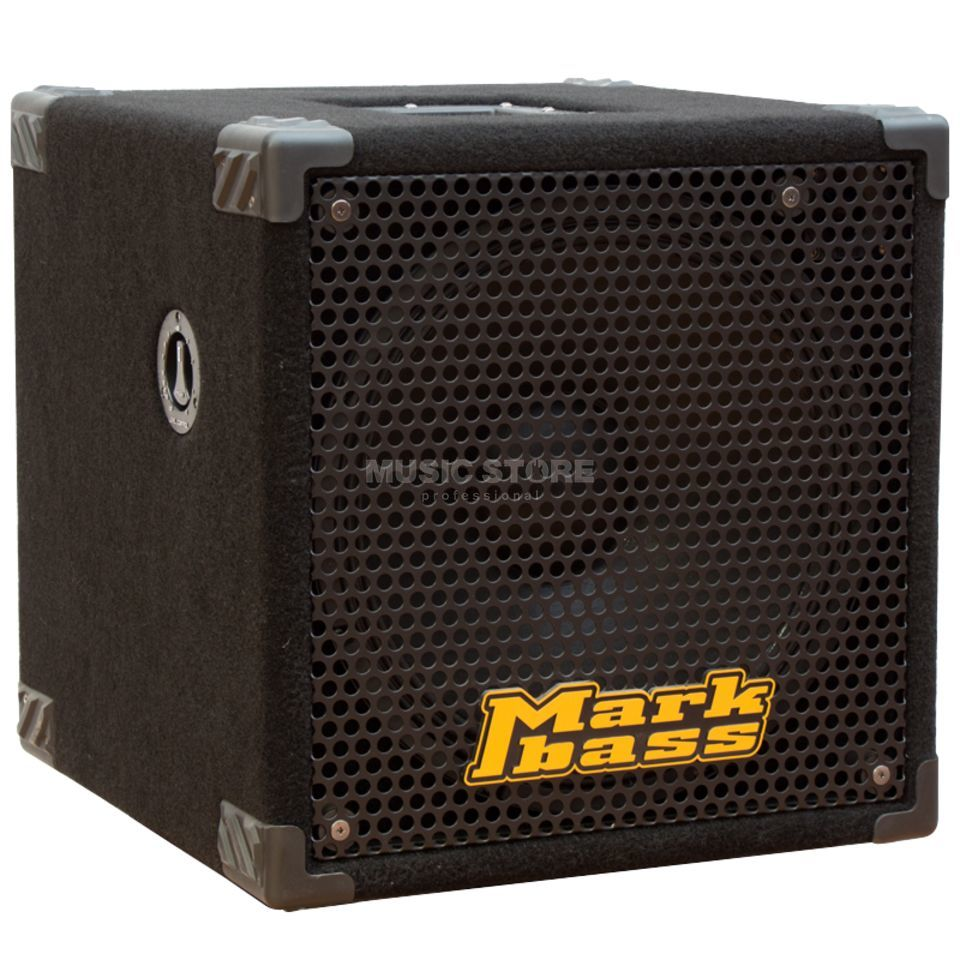 Mark Bass Cab New York 151 Black 8 Ohm Produktbild
