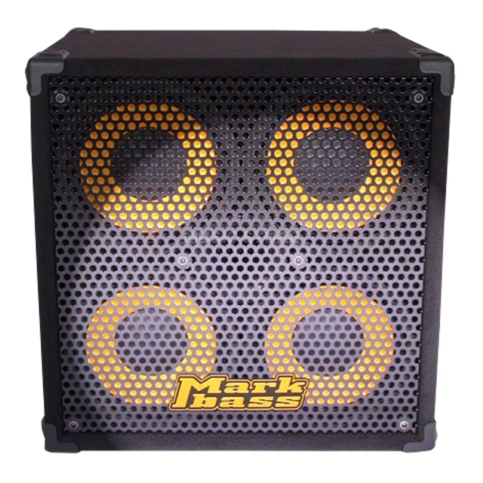 Mark Bass Cab Standard 104 HR 4 Ohm Produktbild