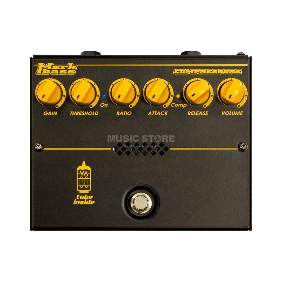 Mark Bass Compressore Pedal  Product Image