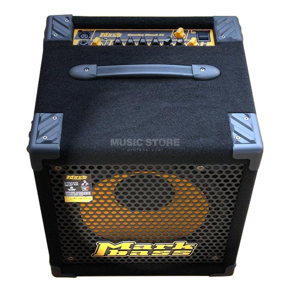 Mark Bass MINI CMD 121 P Bass Guitar Amp  Combo   Product Image