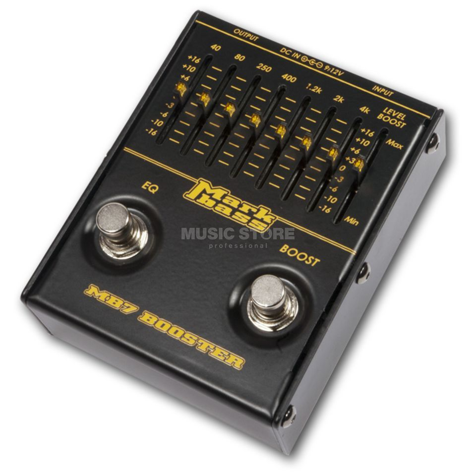 Markbass MB7 Booster pedaal  Productafbeelding