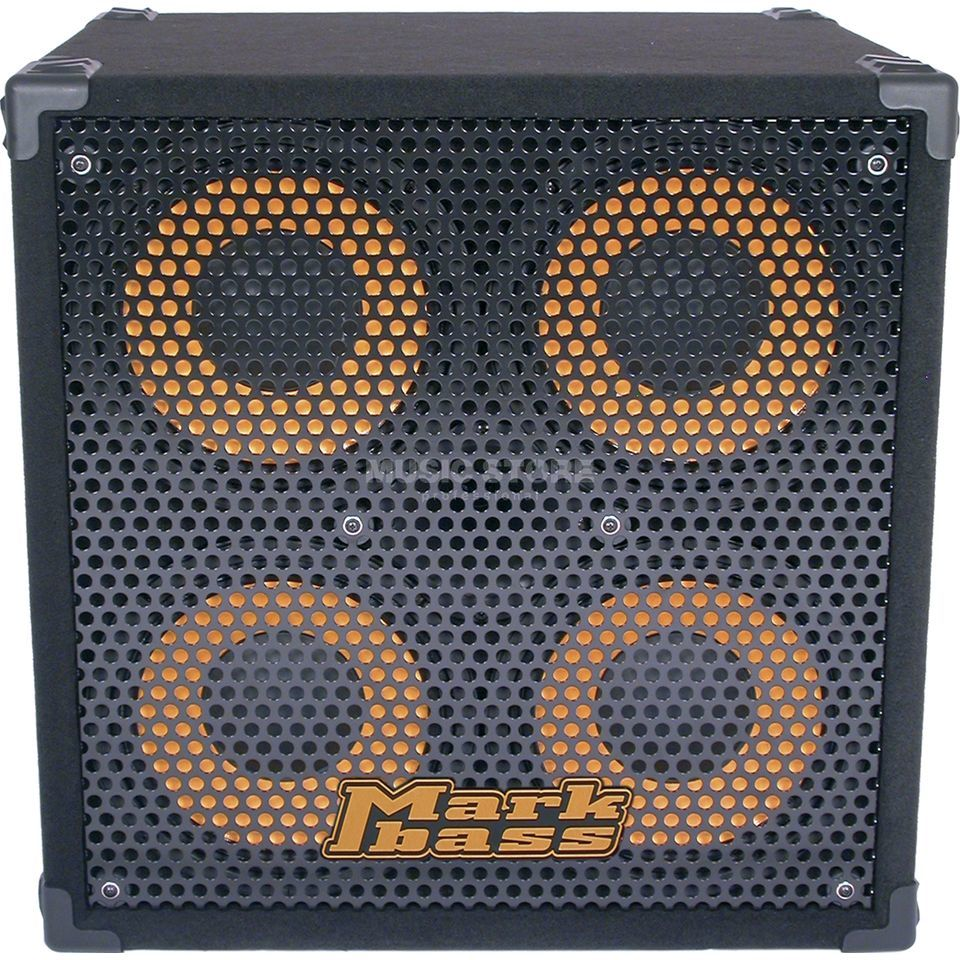 Markbass standaard 104 HR 8 Ohm Cabinet  Productafbeelding