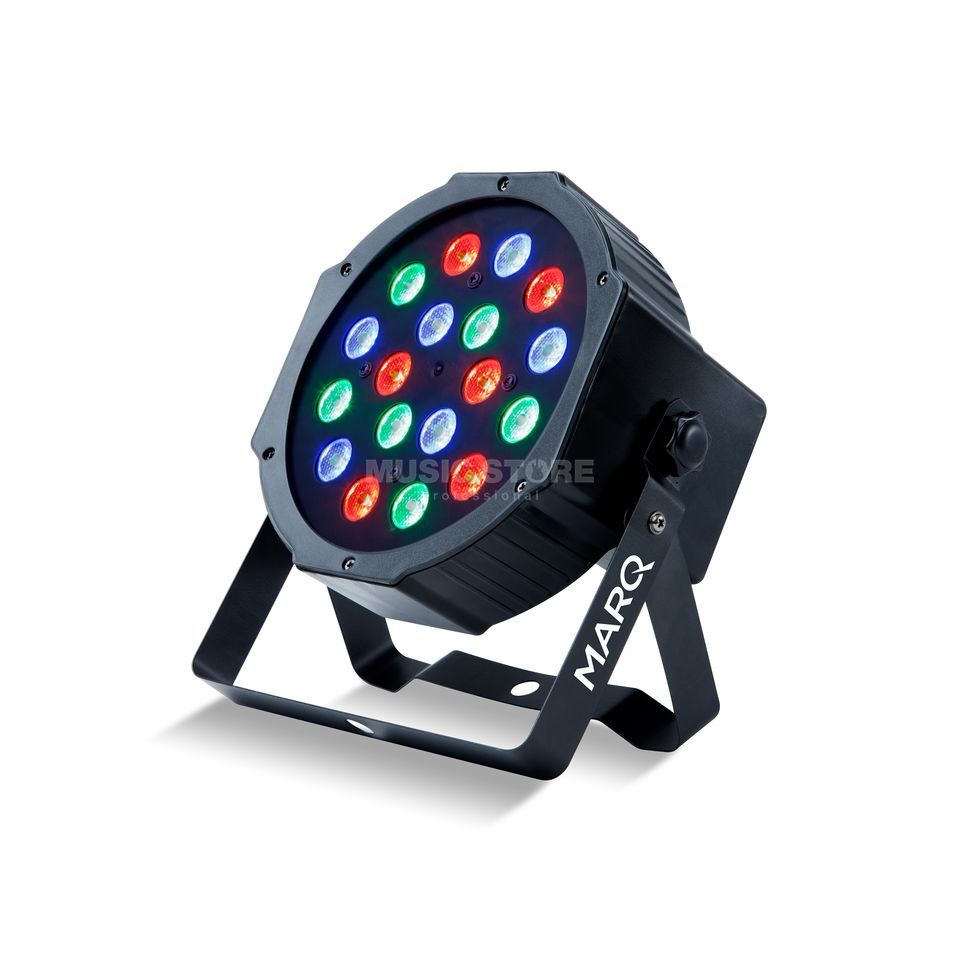 MARQ Lighting Colormax P18 18 x 1W RGB, IR Produktbild