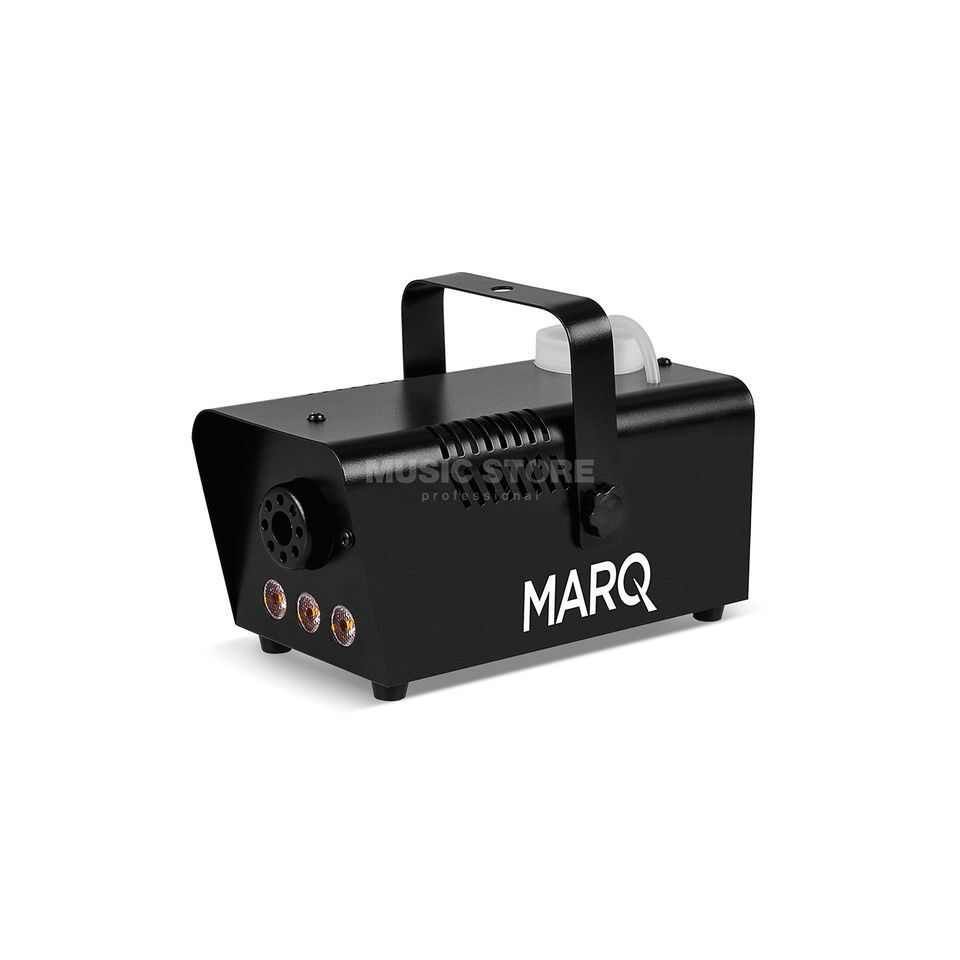 MARQ Lighting Fog 400 LED Black 400W Fogger Produktbillede