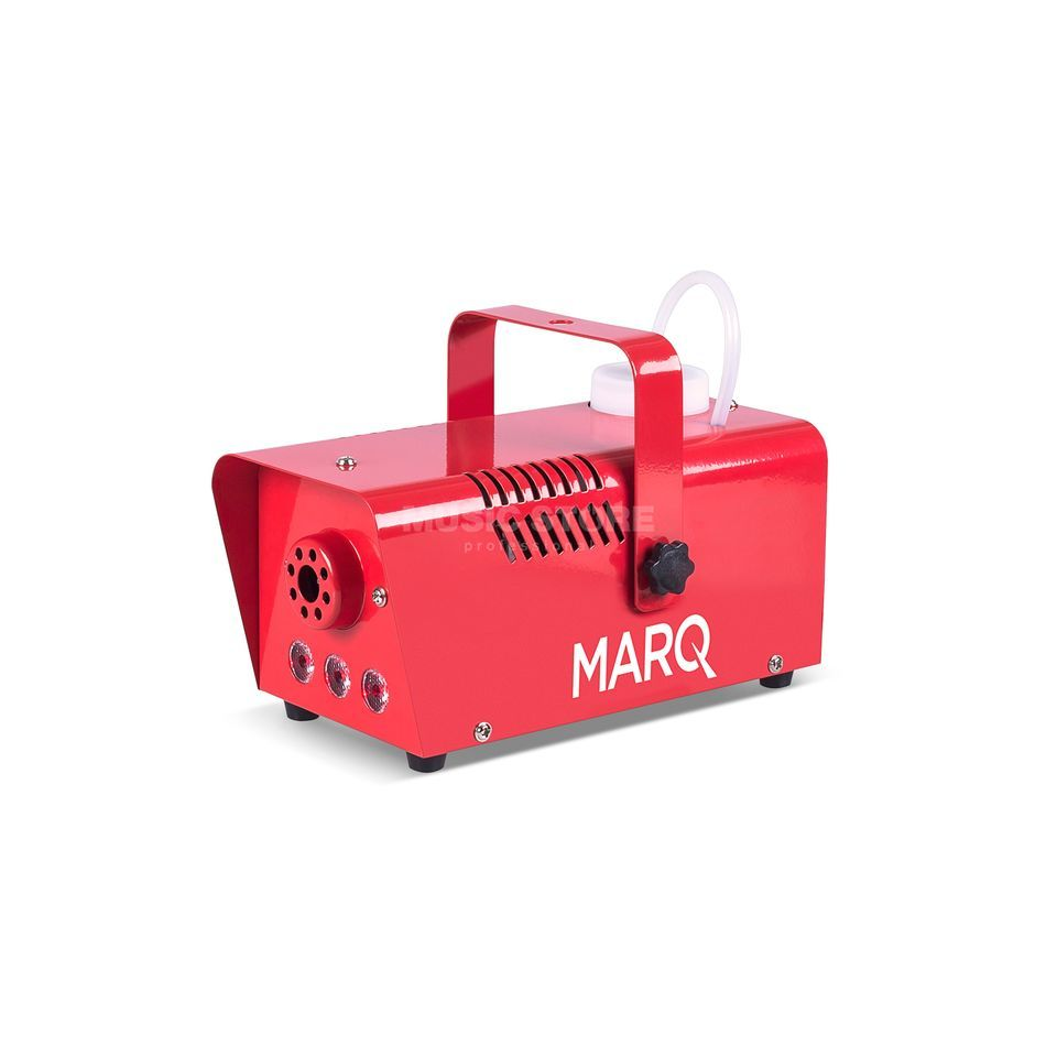 MARQ Lighting Fog 400 LED Red 400W Fogger Produktbild