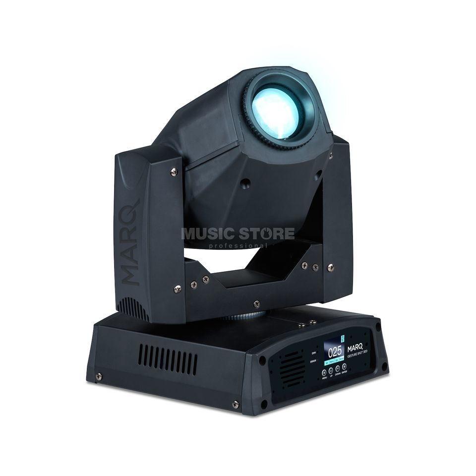 MARQ Lighting Gesture Spot 300 60W LED Spot Movinghead Produktbild