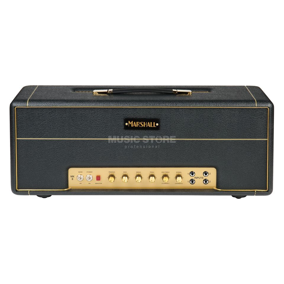 Marshall 1959SLP Super Lead Reissue Head Tuxedo Product Image