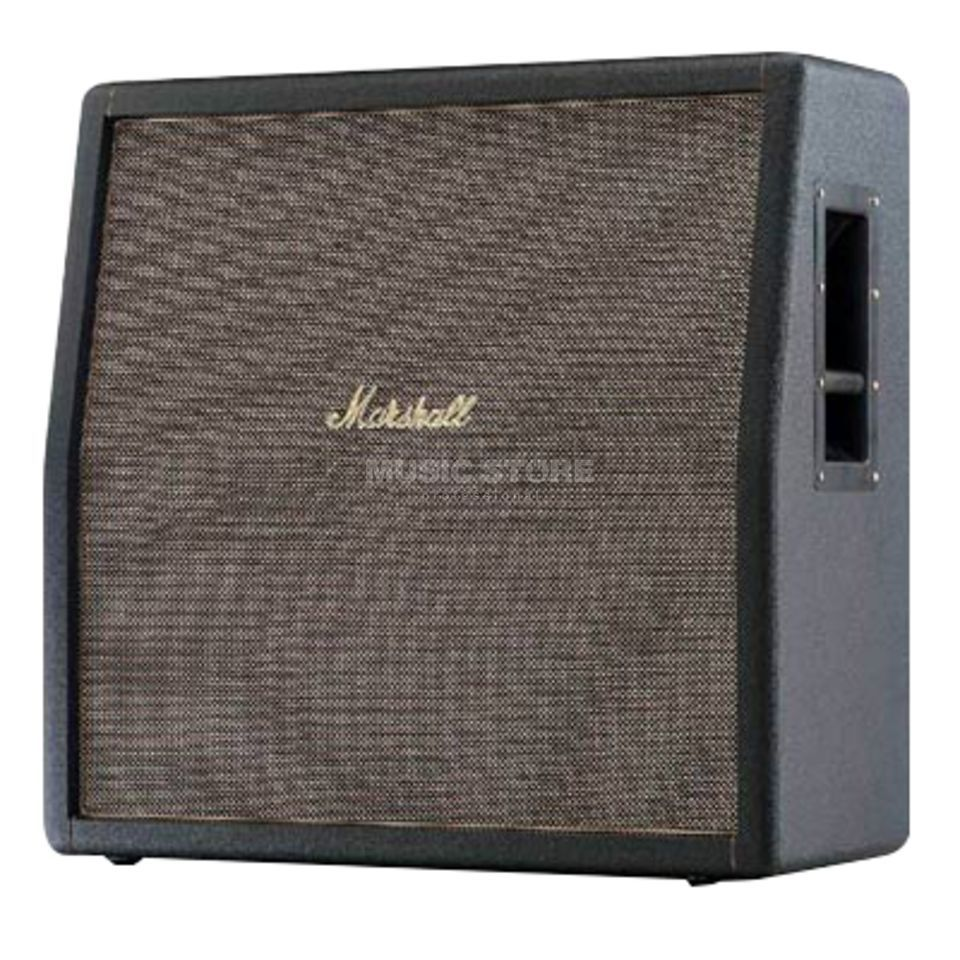 Marshall 1960AHW Hand Wired Cabinet Angled Produktbild