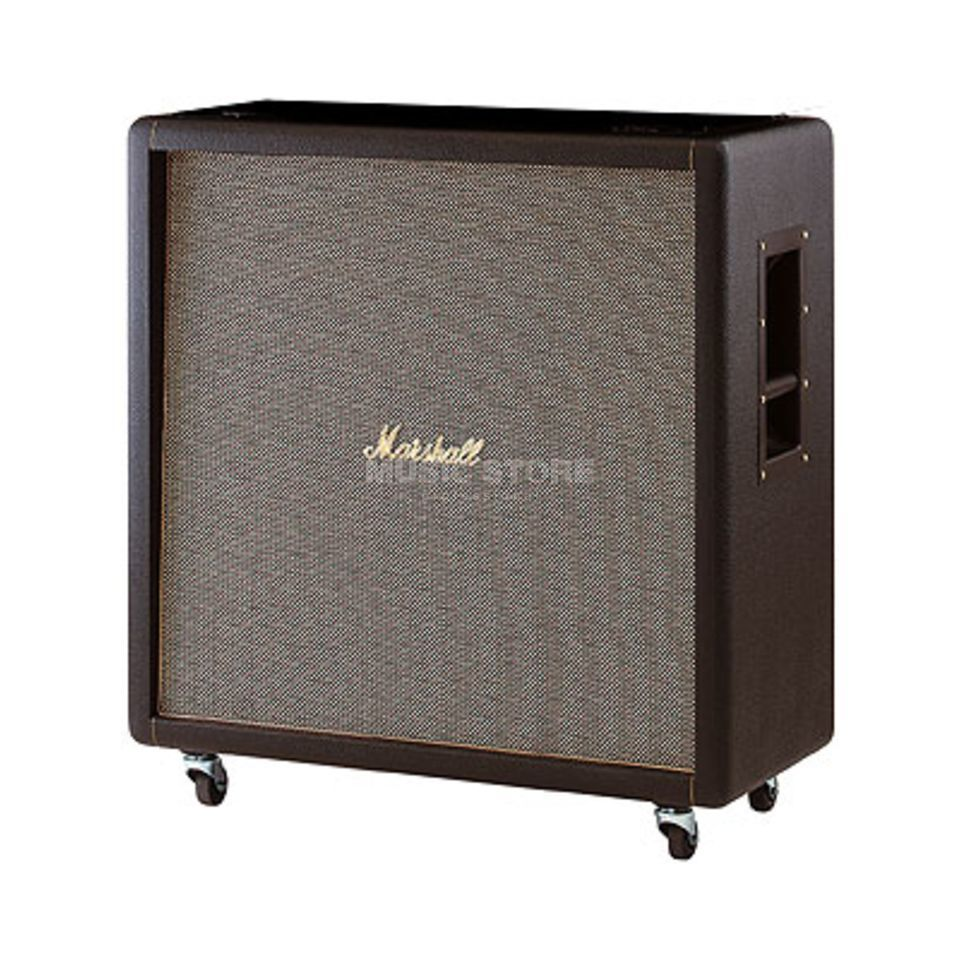 Marshall 1960BHW Hand Wired Cabinet Straight Produktbild