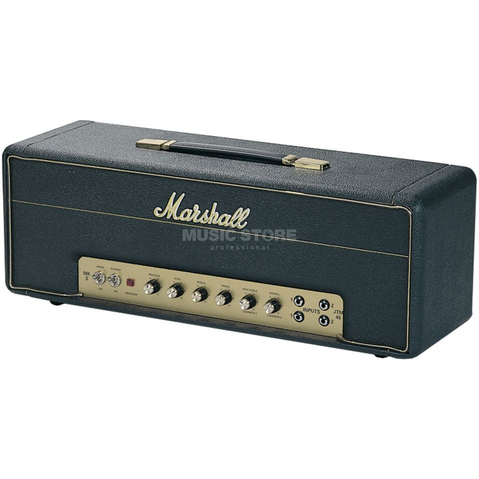 Marshall 2245 JTM45 Guitar Tube Amplifi er Head   Produktbillede