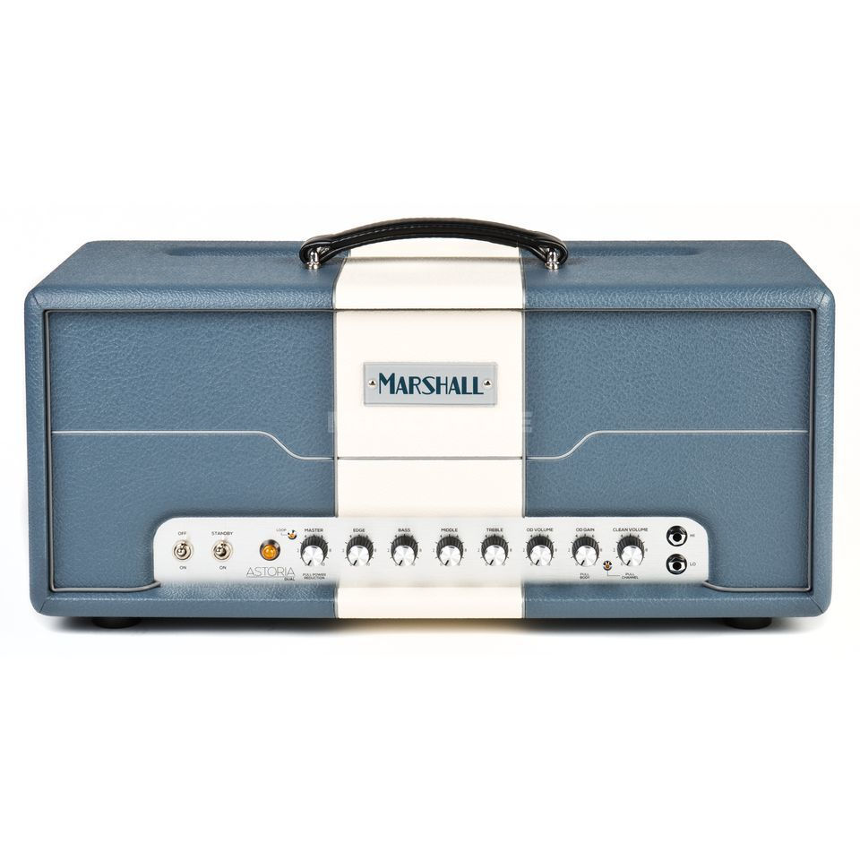 Marshall AST3H Astoria Dual Head Blue Produktbillede