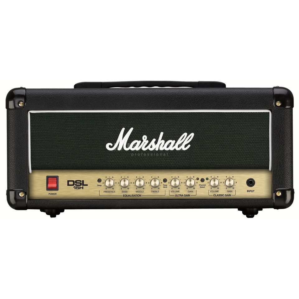 Marshall DSL 15 H Head Produktbild