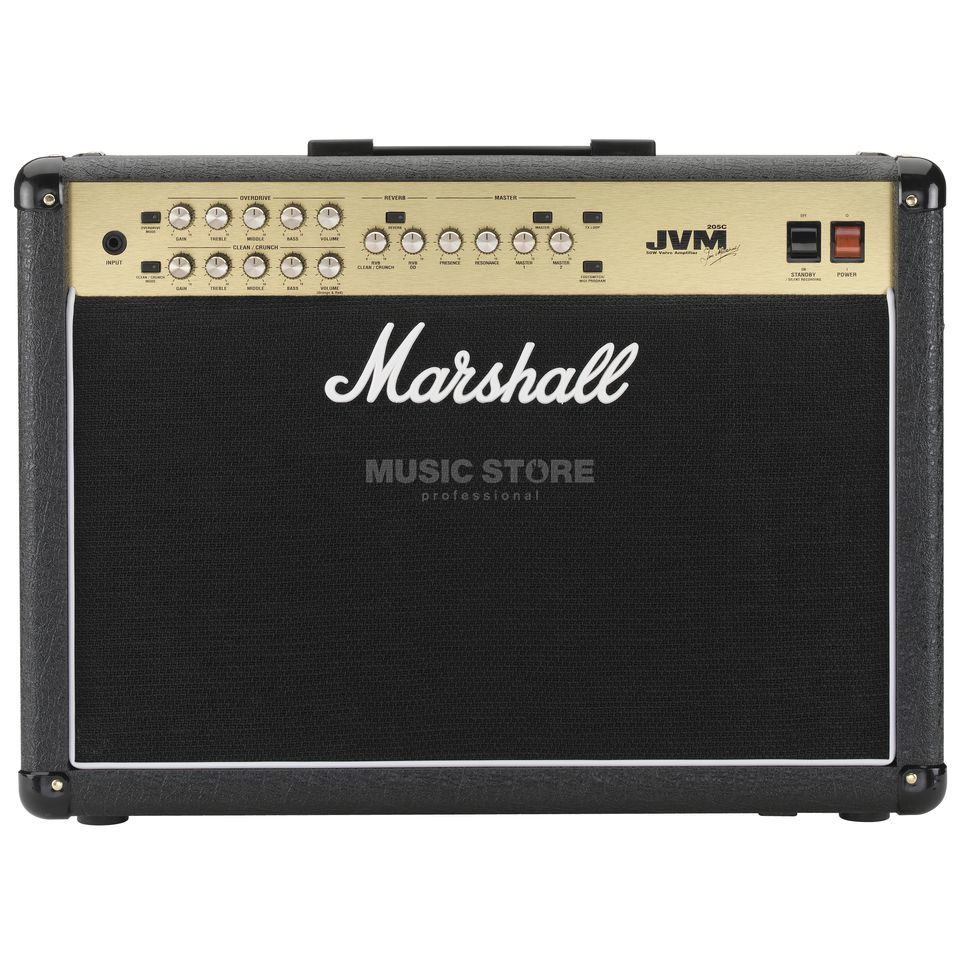 Marshall JVM205C Guitar Tube Amplifier  Combo   Product Image