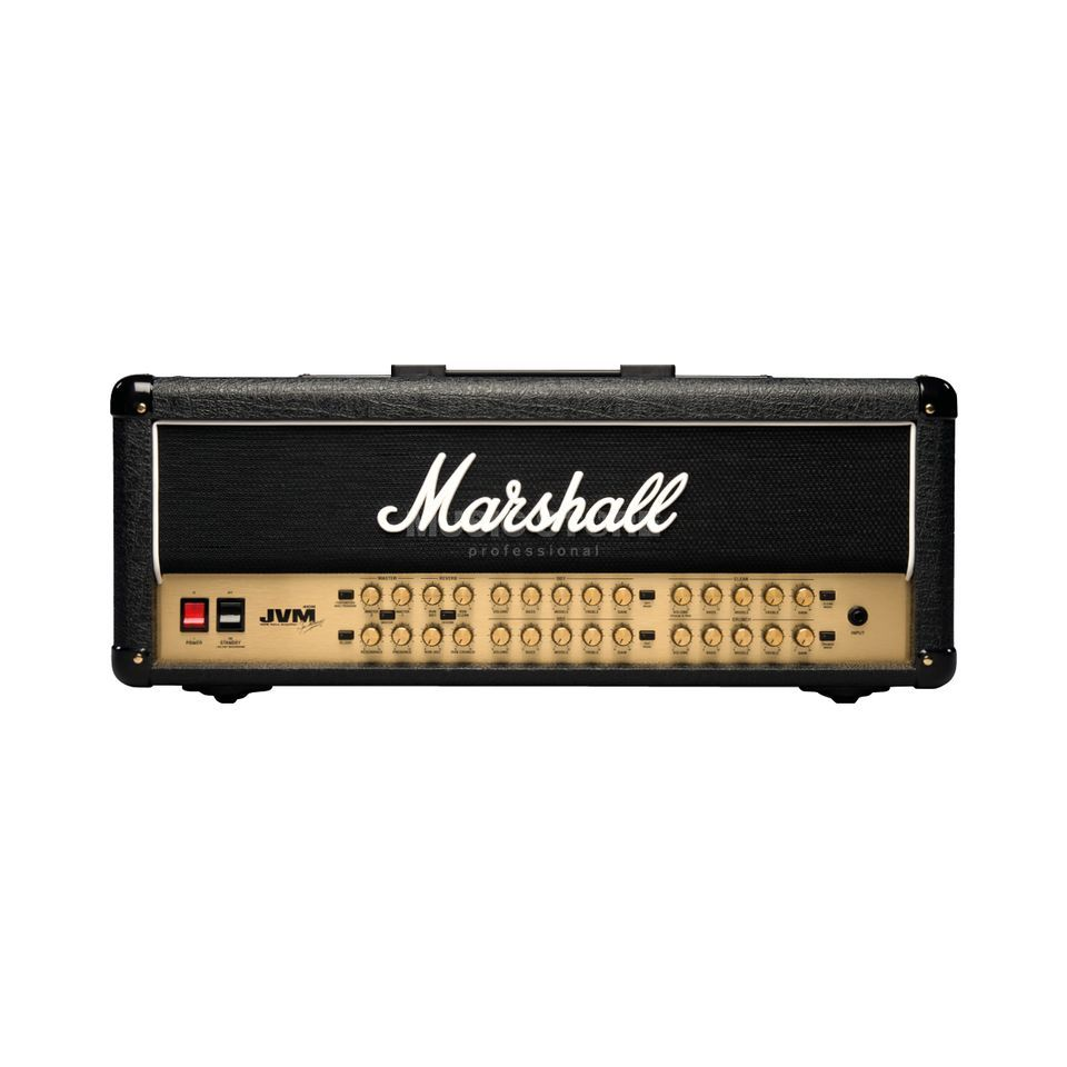 Marshall JVM410H Guitar Tube Amplifier  Head   Produktbillede