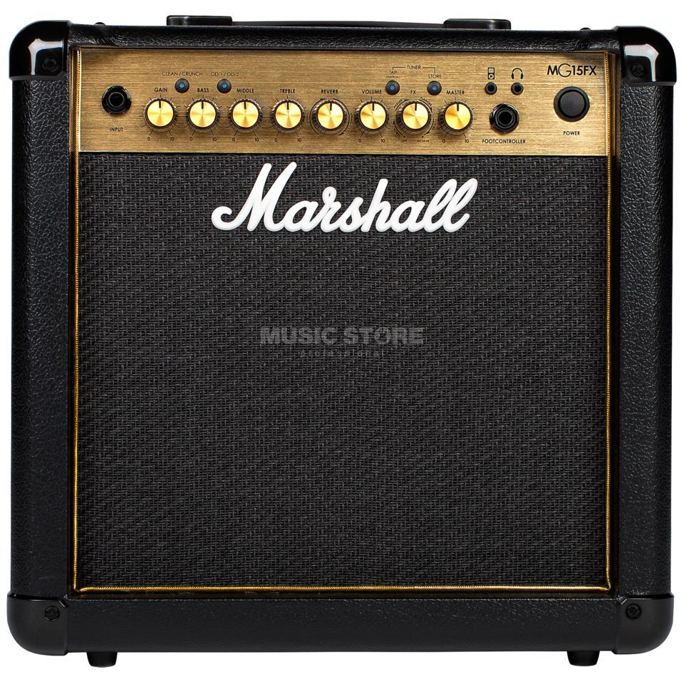 Marshall MG15GFX B&G Combo Amplifier (UK) Изображение товара