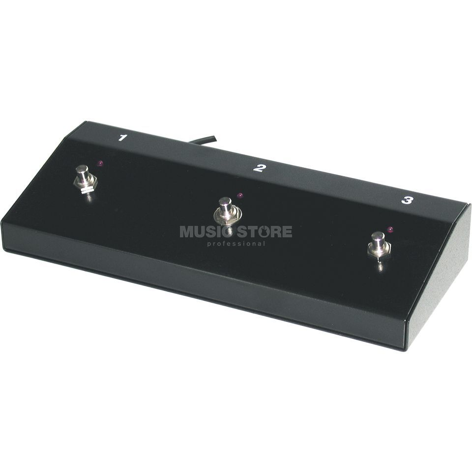 Marshall MPM3E Anniversary 3 Way Footsw itch   Produktbillede