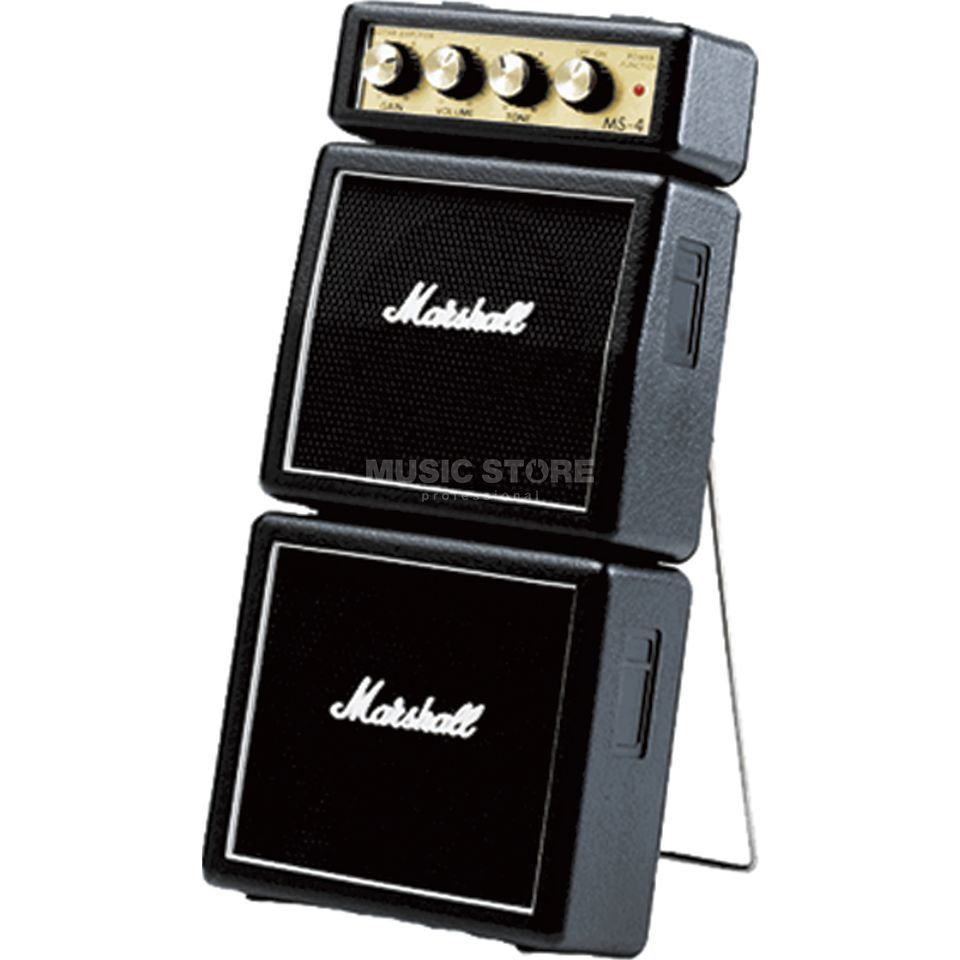Marshall MS-4 Black Micro Stack Produktbild