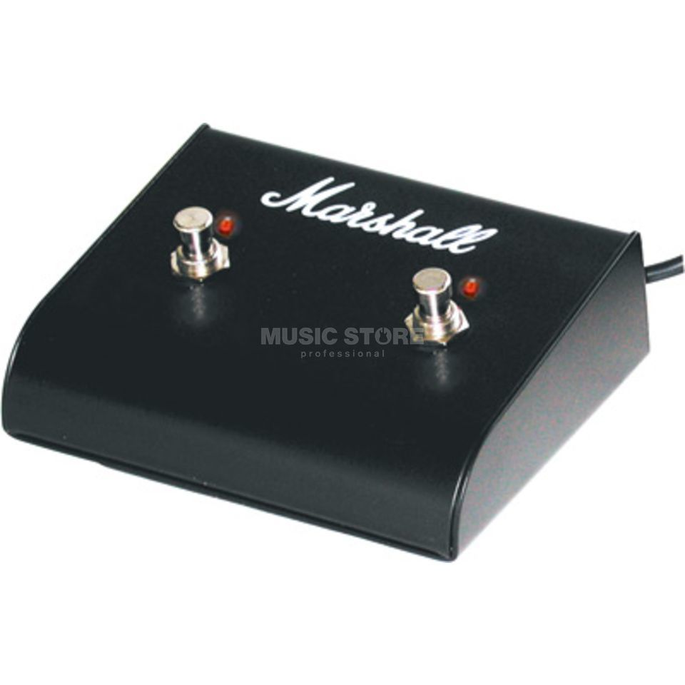 Marshall PEDL91003 Footswitch con 2 botones para Serie MA Imagen del producto