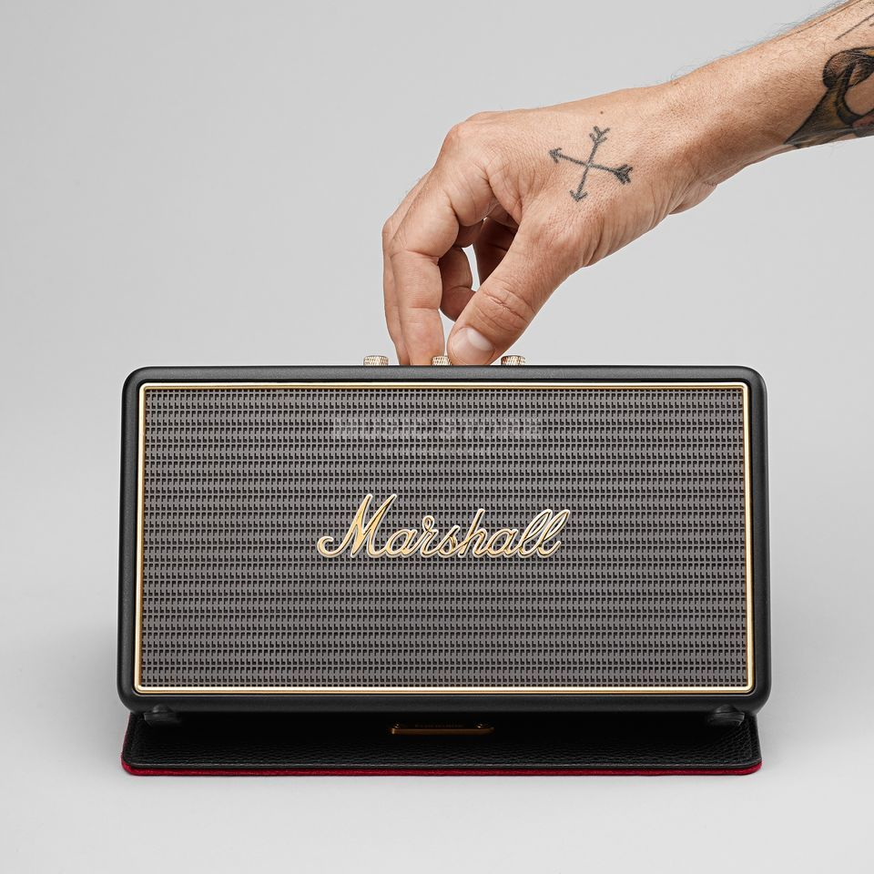 Marshall Stockwell Black Product Image