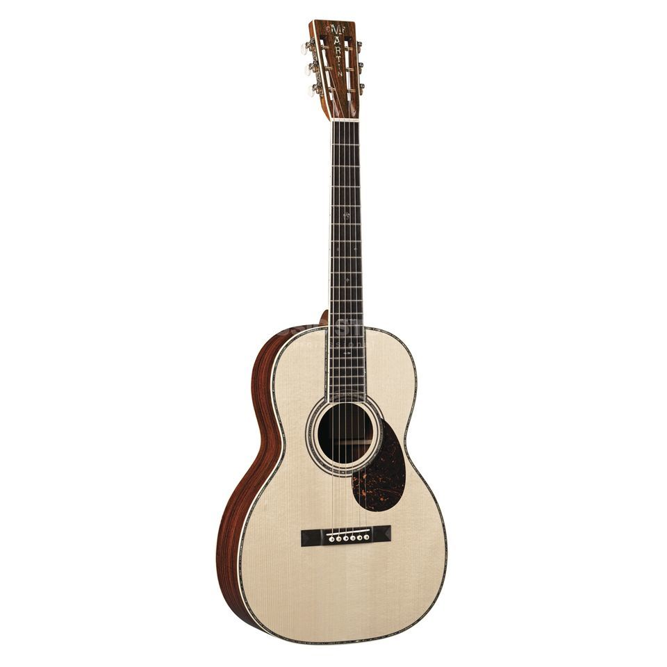 Martin Guitars 00-42SC John Mayer Natural, incl. Case Produktbillede