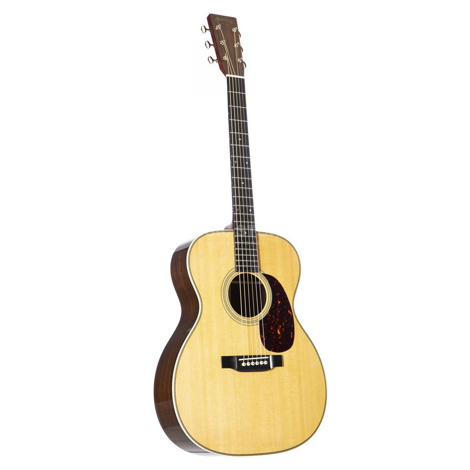 Martin Guitars 000-28 Standard Series, Natural, inc. Case Produktbillede