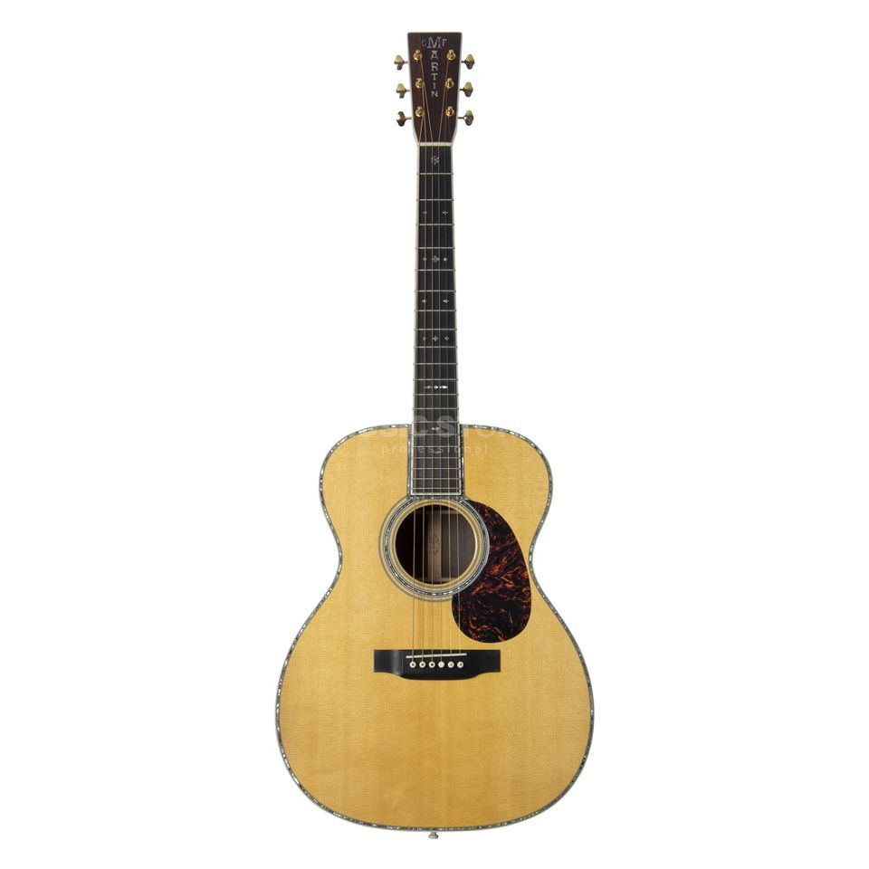 Martin Guitars 000-42 Natural, incl. Geib Case Produktbild