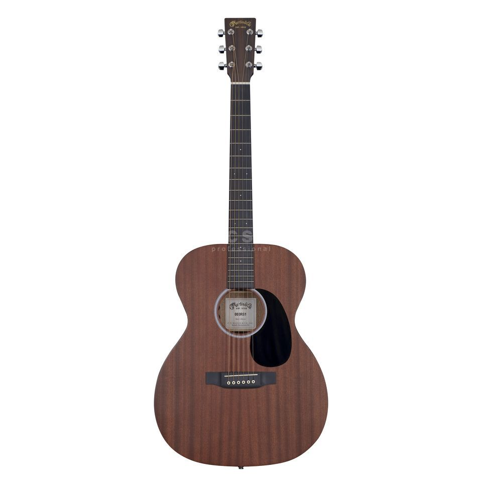 Martin Guitars 000RS1 Natural, incl. case Productafbeelding