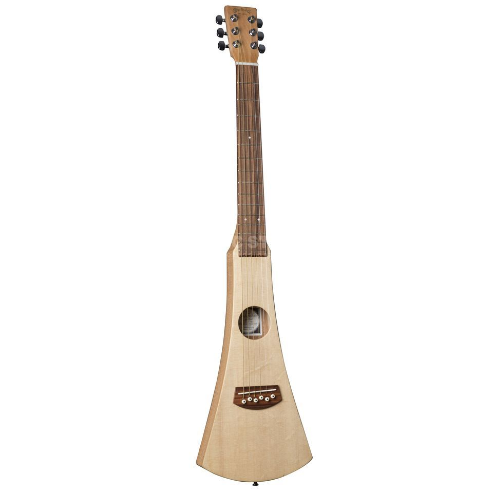 Martin Guitars Backpacker Ser. GBP Natural solid Spruce Top, Strap+Bag Produktbillede
