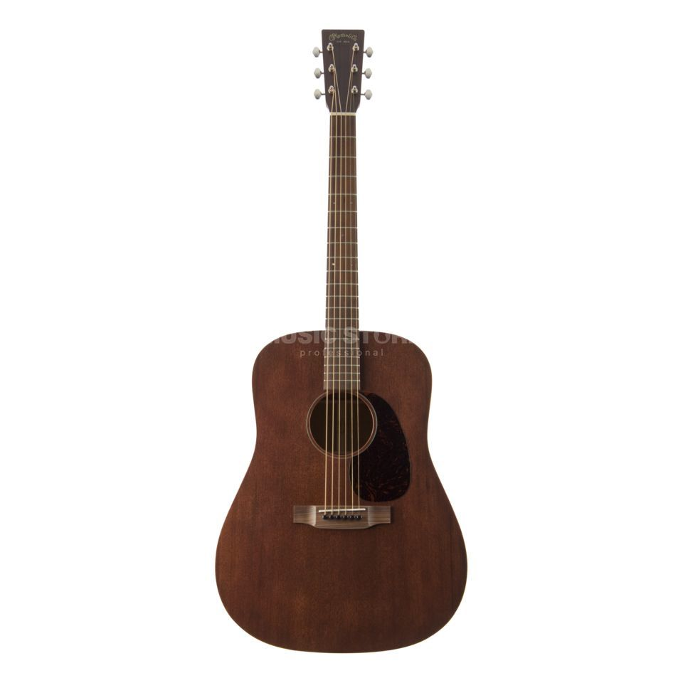 Martin Guitars D-15M Natural Produktbild