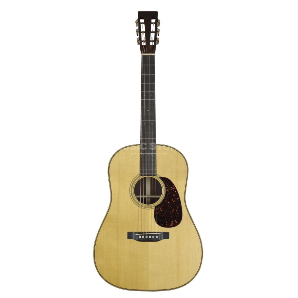 Martin Guitars D-28 Authentic 1931 Natural, incl. Case Produktbild