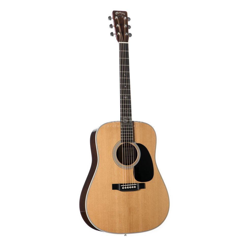 Martin Guitars D-28 John Lennon Natural Product Image