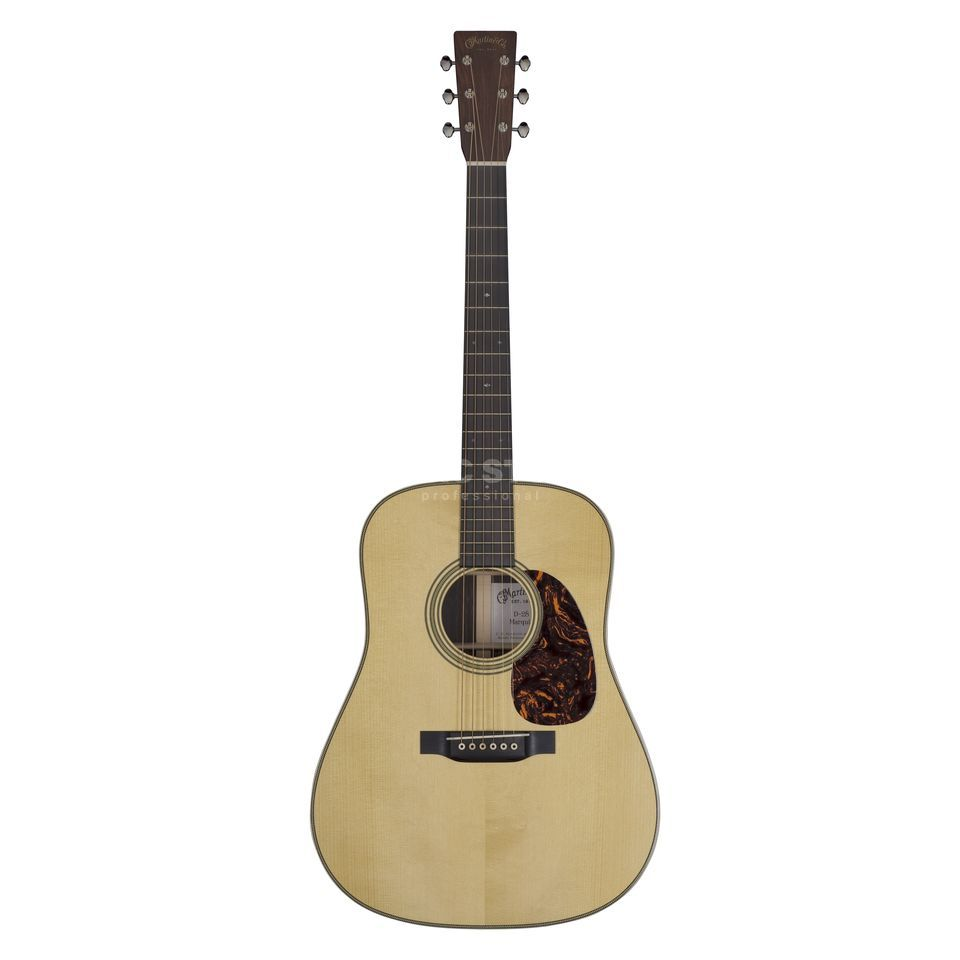 Martin Guitars D-28 Marquis Collection Natural, incl. Case Produktbild