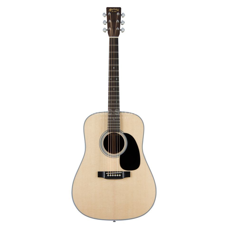 Martin Guitars D-28E Natural, incl. Case Produktbild