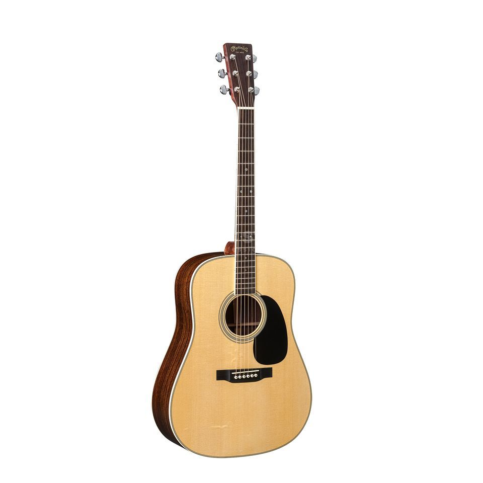 Martin Guitars D-35E Retro Natural, incl. Case Produktbillede