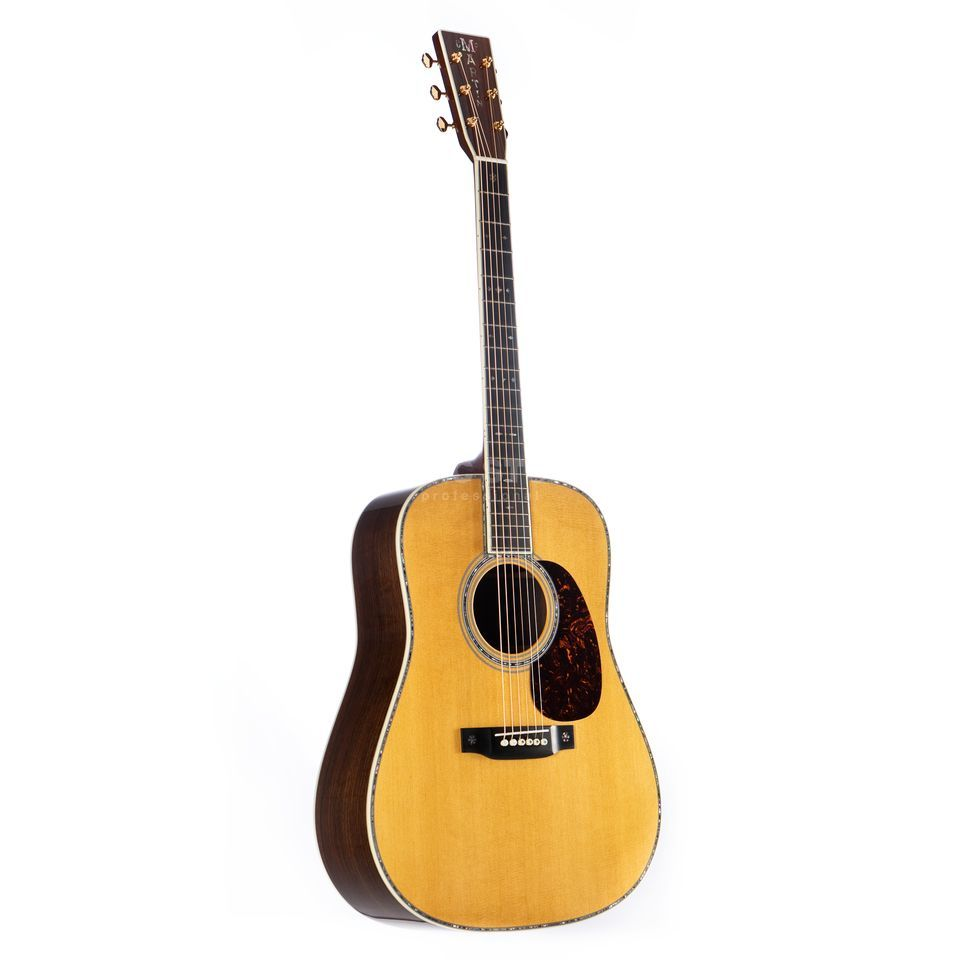 Martin Guitars D-42 Standard Series Natural Produktbild