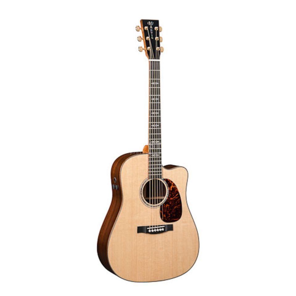 Martin Guitars DCPA1 Plus Natural  Produktbillede
